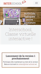 Mobile Preview of inter-school.net